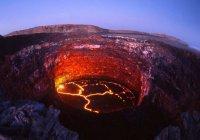 В США опубликовали рейтинг самых опасных вулканов