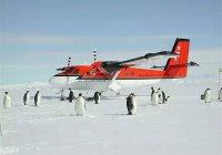 В Антарктиде появится первый постоянный аэропорт