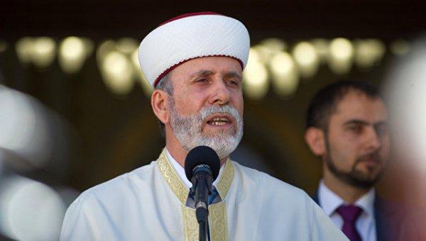 Эмирали Аблаев занимает пост муфтия Крыма с 1999 года.