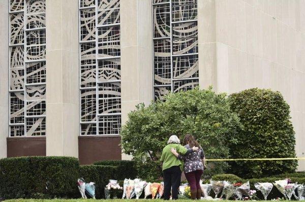 Жертвами бойни в синагоге стали 11 человек.