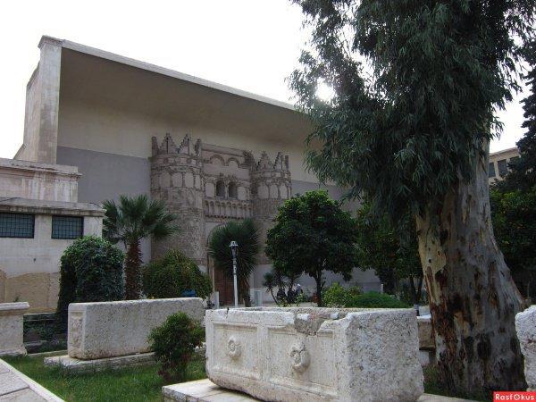 Национальный музей вДамаске вновь открыл двери для гостей