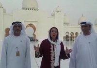 Израильский министр впервые в истории посетила мечеть (Видео)