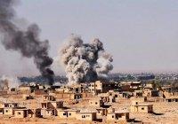 Коалиция США нанесла удар по Сирии снарядами с белым фосфором