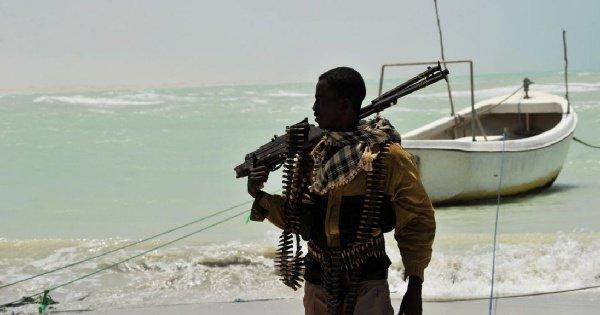 Корабль шел под флагом Либерии в 60 милях от берегов Нигерии