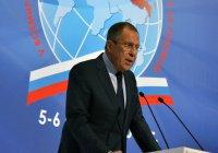 Лавров заявил о росте русофобии в мире
