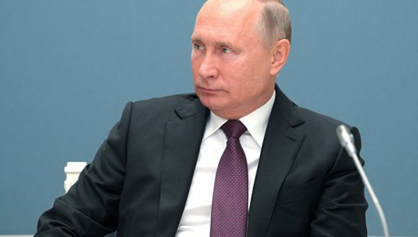 Владимир Путин выступил на Всемирном конгрессе соотечественников.