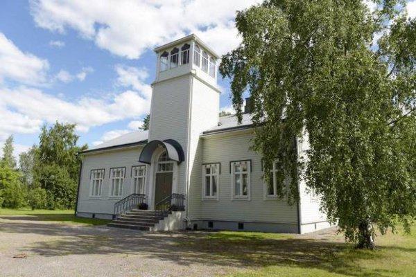 Татарская мечеть в Финляндии