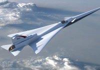 НАСА испытало сверхзвуковой бесшумный самолет (ВИДЕО)
