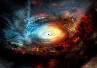 Ученые показали снимки «хищной» черной дыры (ВИДЕО)
