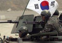 Жителям Южной Кореи разрешили не служить в армии по религиозным мотивам