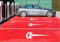 В 2019 году машины Tesla научатся парковаться