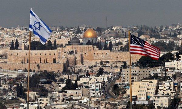 О намерении перенести посольство в Иерусалим объявила Бразилия.
