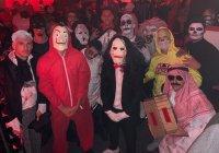 Игрок «Баварии» оскандалился из-за костюма «арабского террориста» на Хеллоуин