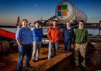 Microsoft утопит в океане все свои серверы
