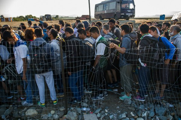 Большая часть нелегалов – выходцы из ближневосточных и африканских стран.