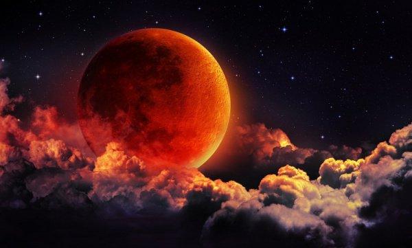 Воспламенение Луны