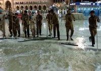 В Мекке и Медине – мощные наводнения (Видео)