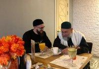 Муфтий РТ обсудил с шейхом Ас-Сагди подготовку к Мавлиду