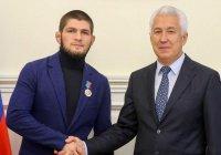 Хабиб Нурмагомедов может стать помощником главы Дагестана