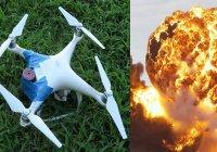 Теракты с использованием дронов предотвратили на ЧМ-2018