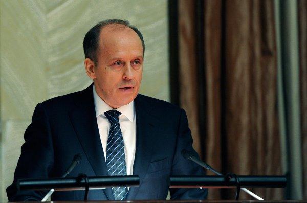 Александр Бортников рассказал о борьбе с терроризмом в России.