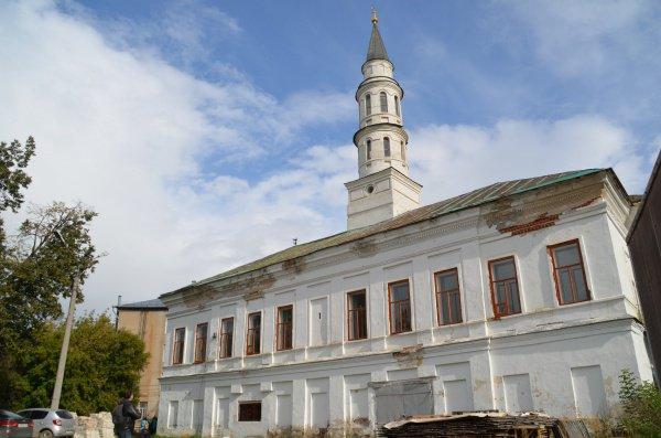 История Ново-Татарской слободы