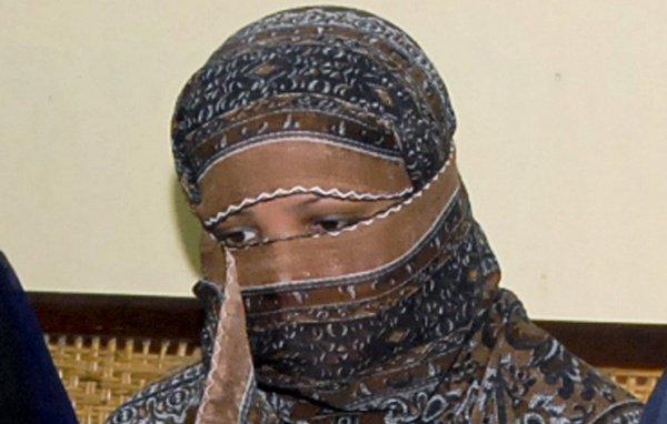 Асия Биби является матерью пятерых детей.