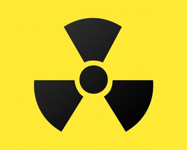Уровень радиации на объекте составил 833 беккереля
