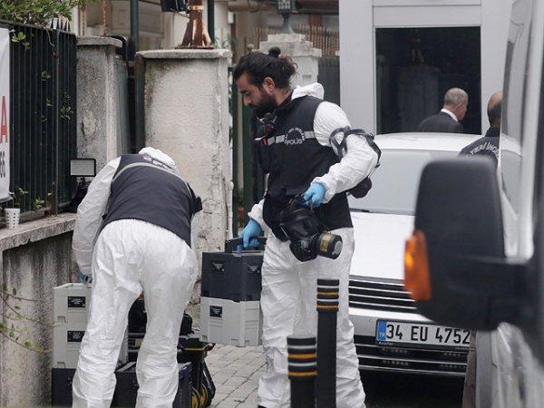 В Турции продолжается расследование убийства Джамаля Хашкаджи.