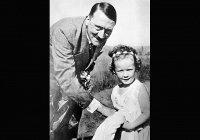 Фотография Гитлера с еврейской девочкой уйдет с молотка