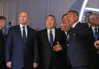 Минниханов пригласил Путина и Назарбаева посетить Болгар