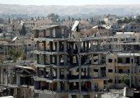 В Ракке нашли более 8 тыс. жертв бомбардировок коалиции США