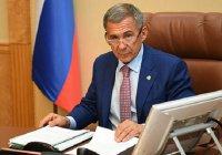 Минниханов проведет в Дагестане заседание ГСВ «Россия – Исламский мир»