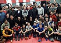 Известные спортсмены из Дагестана провели мастер-класс в Казани