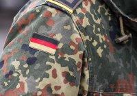 В Германии 200 военных подозреваются в создании тайной неонацистской группировки