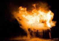 Площадь пожара в Калифорнии достигла рекордных масштабов (ФОТО)