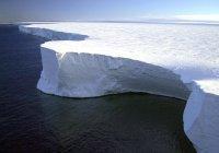 Под Антарктидой обнаружены остатки древних континентов