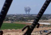 Израиль нанес более 150 авиаударов по Газе
