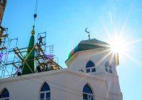 Туркменистан построит в Афганистане мечеть