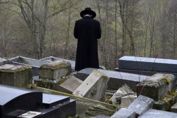 Во Франции растет число преступлений против евреев.