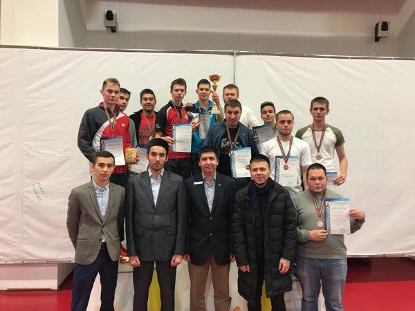 В Казани подвели итоги спартакиады среди мусульманской молодежи (ФОТО)
