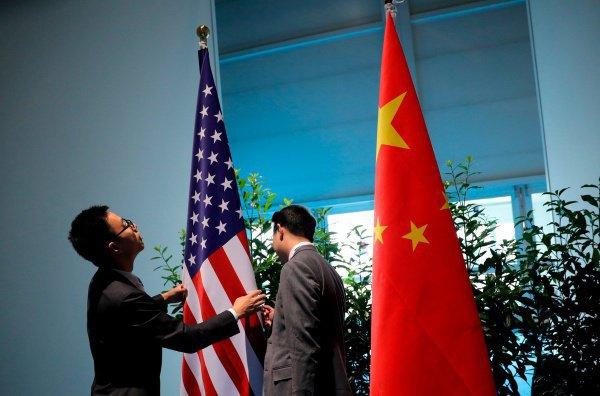 США введут санкции в отношении Китая.