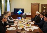 Муфтият РТ посетила делегация Управления Президента РФ
