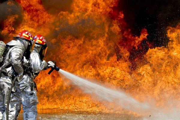 В Калифорнии из-за пожаров запретили снимать кино