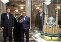 Камиль Самгуллин показал мечеть Кул Шариф полпреду Президента РФ в ПФО