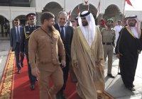 Рамзан Кадыров встретился с принцем Бахрейна