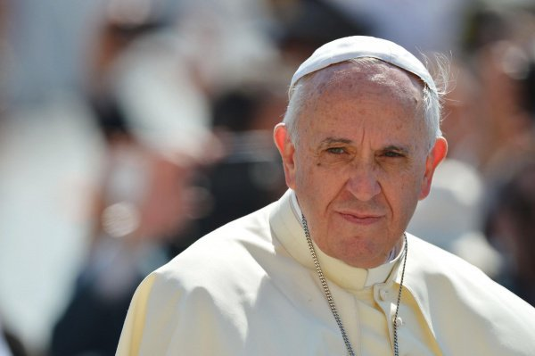 Понтифик нередко выступает против сплетен.