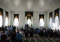 Новая мечеть приняла первых прихожан в Татарстане
