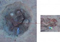 В Египте нашли могилу женщины, скончавшейся при родах 3700 лет назад