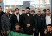 Муфтий Татарстана встретил звезду мирового спорта, прибывшего на турнир Марджани